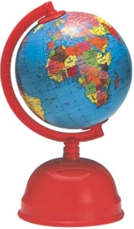 Globus 404 Desk & Table Top Political World Globe(Blue)