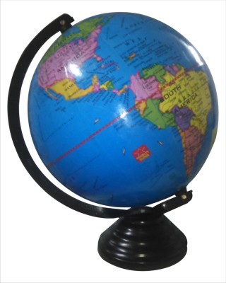 Novelty YCNOV8 DESK & TABLE TOP POLITICAL World Globe