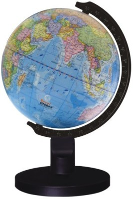 EXCEL ENG5P DESK & TABLE TOP POLITICAL World Globe