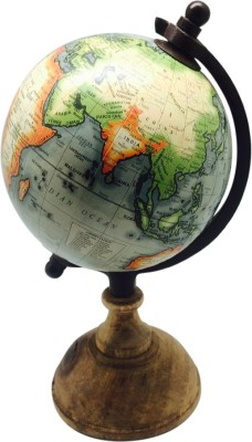 Casa Decor CDWG 2006 Desk & Table Top Physical World Globe