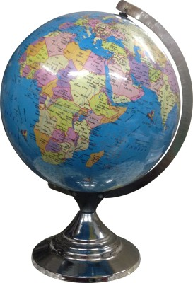 Novelty YCEX12 DESK & TABLE TOP POLITICAL World Globe
