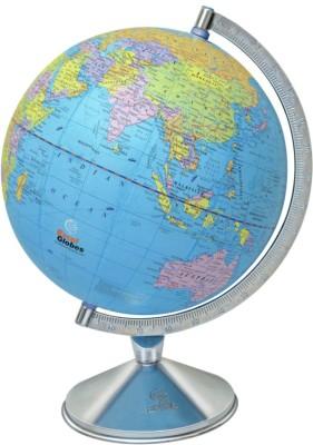 EXCEL GLOBE (8 INCH/ 20 CMS DIA) pol DESK & TABLE TOP POLITICAL World Globe
