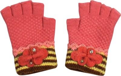 Pepe Rosso Self Design Winter Women's Gloves