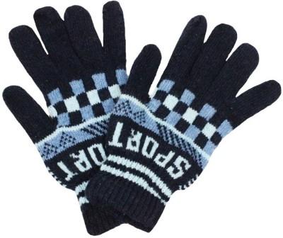 TakeIncart TG-46946 Printed Winter Men's Gloves