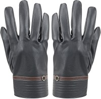Bonjour Solid Winter Men's Gloves