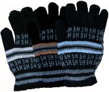 Softoe Woven Winter Men's Gloves
