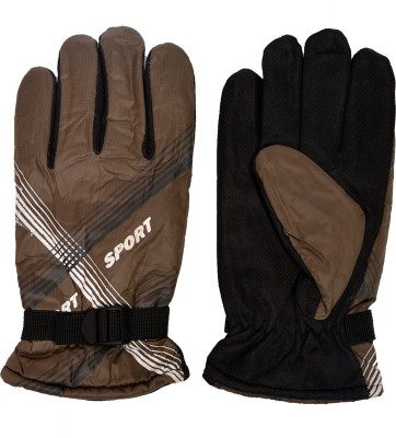 Vinenzia Printed Winter Men's Gloves