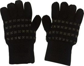 UNCLE BENIT Solid Winter Women's Gloves