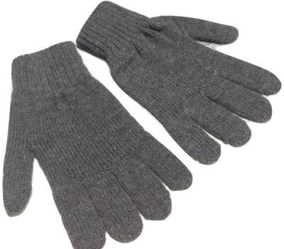 Rajindras Self Design Winter Boy,s, Girl's Gloves