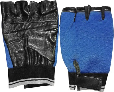 Pranjali Leather Fashion Self Design Winter Men's Gloves