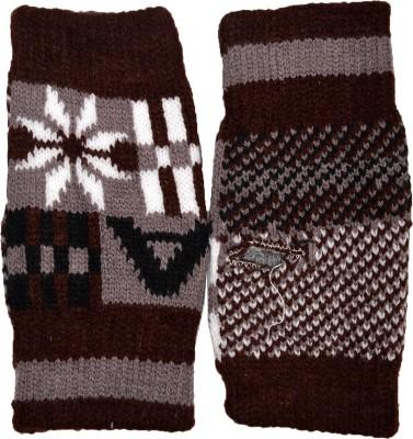 Welwear Graphic Print Winter Men's Gloves