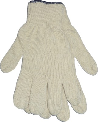 Prichem Gloves White Solid Protective Women's Gloves