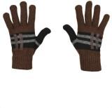 Tiekart Self Design Winter Men's Gloves