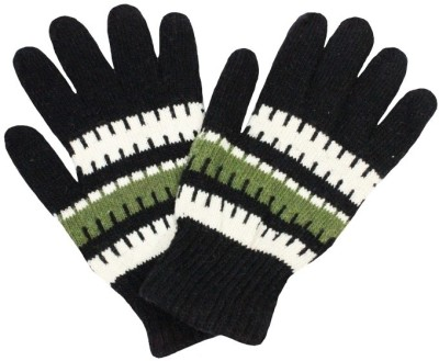 TakeIncart TG-46944 Printed Winter Men's Gloves