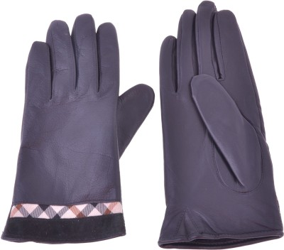Leathersign MLC/109 Solid Winter Women's Gloves
