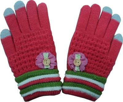 Gajraj Solid Winter Women's Gloves