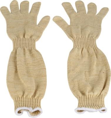 ADISHI Solid Protective Men,s, Women,s Gloves