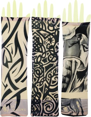 Gumber Fashion Graphic Print Protective Men,s, Women's Gloves