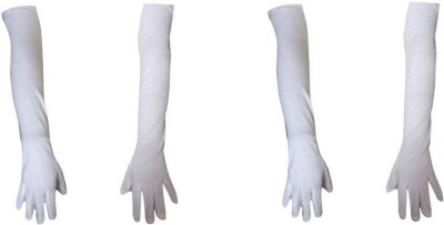 Gumber Fashion Solid Protective Women's Gloves