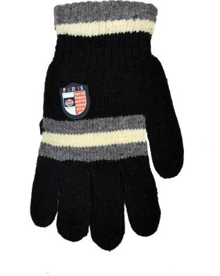 Welwear Solid Winter Men's Gloves