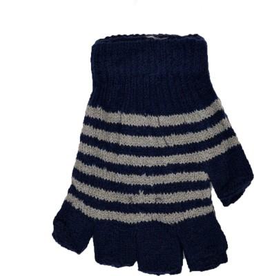 Welwear Striped Winter Women's Gloves