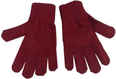 Rajindras Self Design Winter Men,s, Women's Gloves