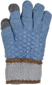 Vinenzia Solid Winter Women's Gloves