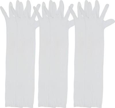 Gumber Solid Evening Men's Gloves