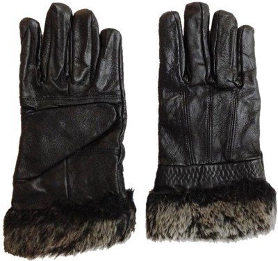 Jars Collections Solid Winter Women's Gloves