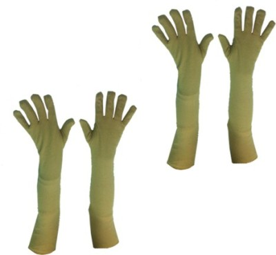 atyourdoor Long Hand Solid Protective Women's Gloves