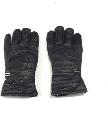 Sir Michele Solid Winter Men's Gloves