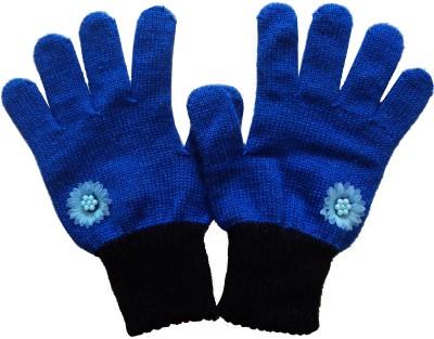 Gajraj Exclusive Solid Winter Women's Gloves