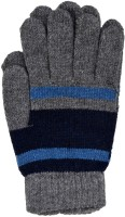Vinenzia Geometric Print Winter Men's Gloves