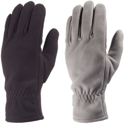 Quechua Forclaz Solid Protective Men's Gloves