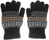 Aadishwar Creations Solid Winter Men's G...