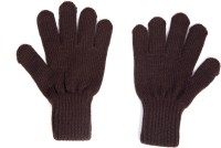Hiver Striped Winter Women's Gloves