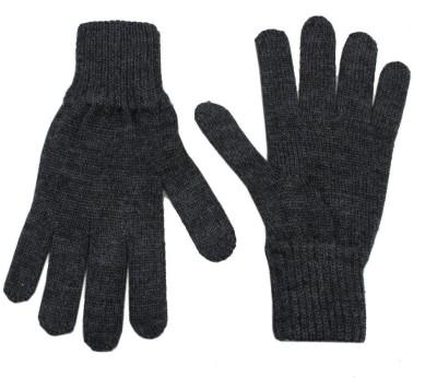 Romano Fashion Solid Winter Men's Gloves