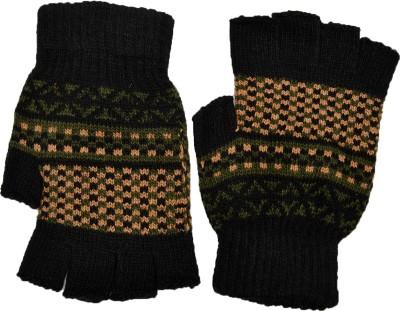 Welwear Checkered Winter Men's Gloves