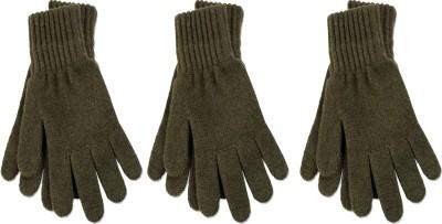 Ice Bear Self Design Protective Men's Gloves