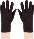 Bonjour Fleece Solid Winter Men's Gloves