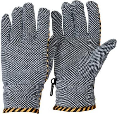 FashBlush Checkered Winter Women's Gloves