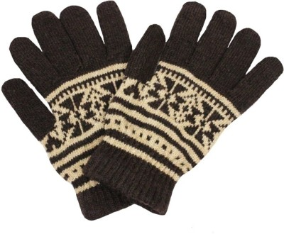 TakeIncart TG-46947 Printed Winter Men's Gloves