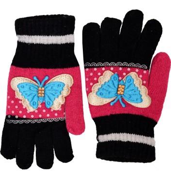 Welwear Printed Winter Women's Gloves
