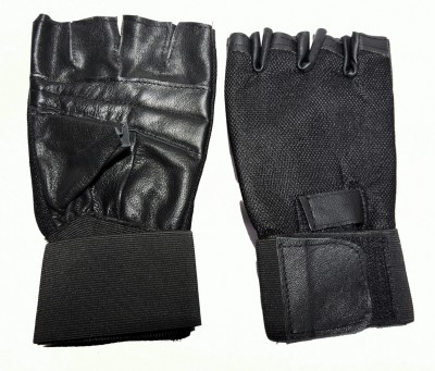 Pranjali Leather Pro Self Design Protective Men's Gloves