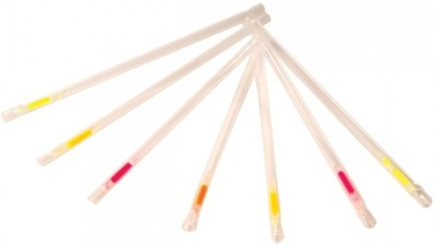 Party Fabs Disposable Glow Straws(Pack of 6)