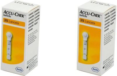ACCU-CHEK Softclix 50 Glucometer Lancets
