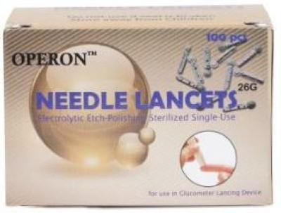 Operon 26G Glucometer Lancets(100)