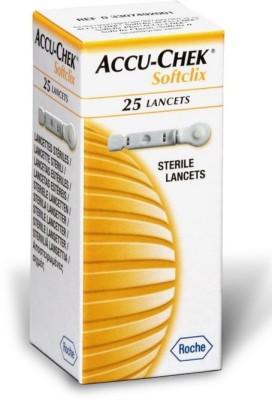 ACCU-CHEK 03307492001 Glucometer Lancets(25)