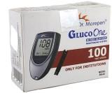 Dr. Morepen 100 Glucometer Strips