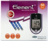 Infopia 50 Glucometer Strips